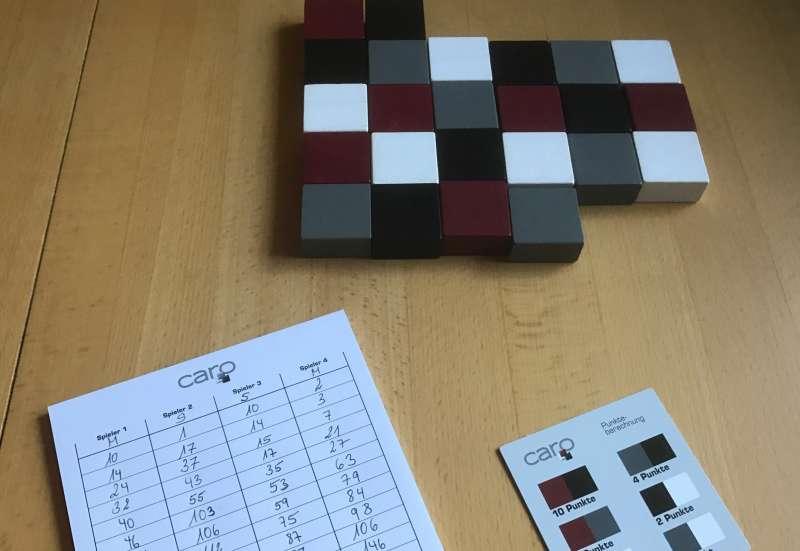 Noris/Spiele & Puzzles:Caro