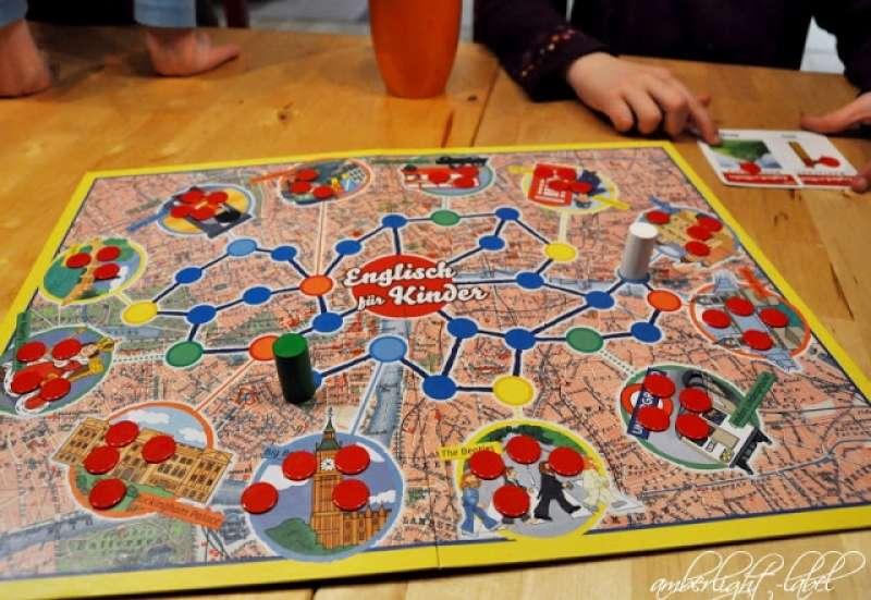 Noris/Spiele & Puzzles:Englisch für Kinder
