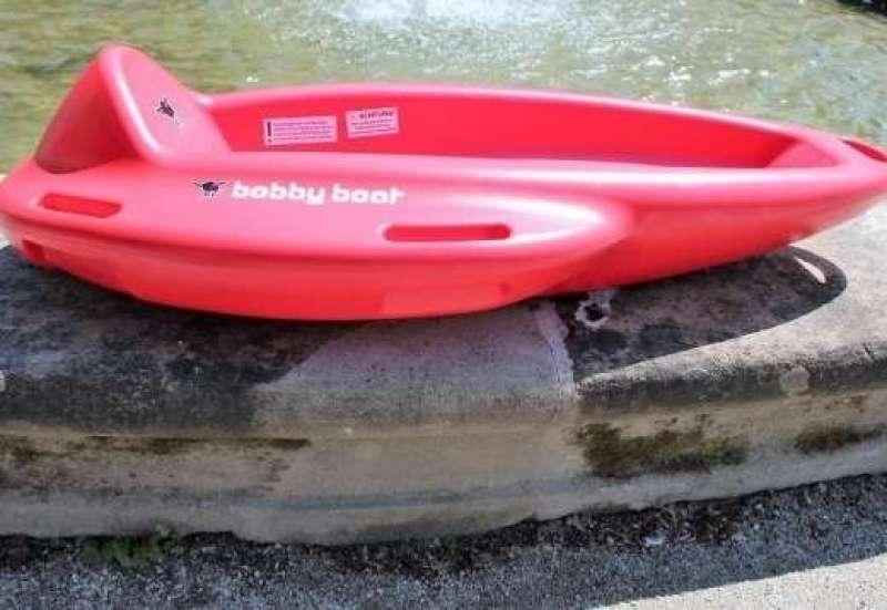 BIG/Autos, Fahrzeuge, Boote & Flieger:Flussfahrt mit dem Bobby Boat