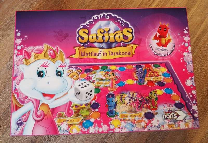 Noris/Spiele & Puzzles:Safiras Wettlauf in Tarakona