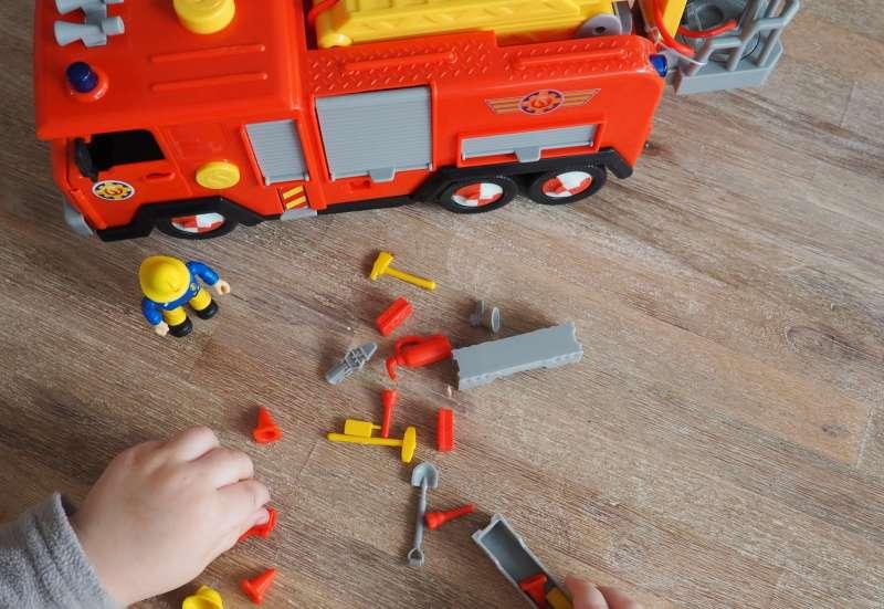 Simba/Autos, Fahrzeuge, Boote & Flieger:Feuerwehrmann Sam
