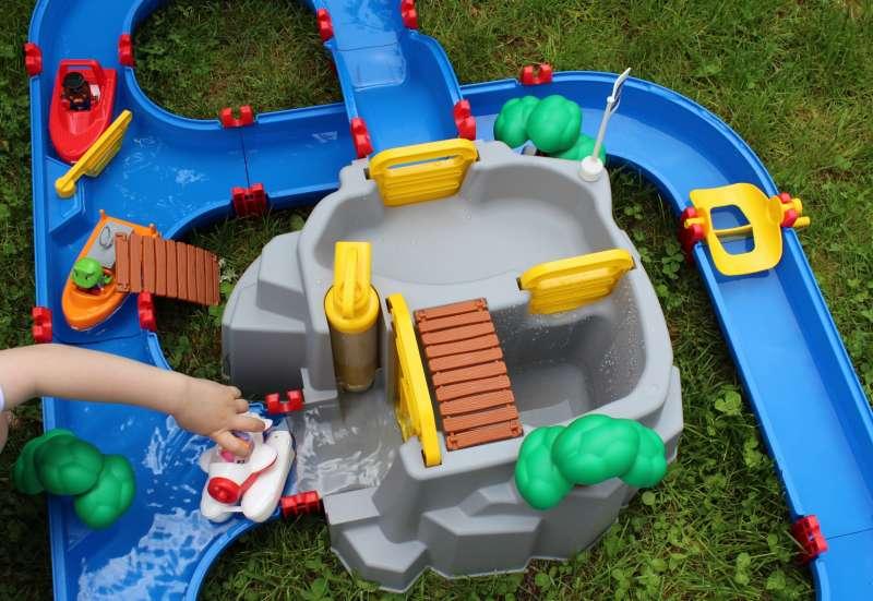 Wasserbahn von AquaPlay