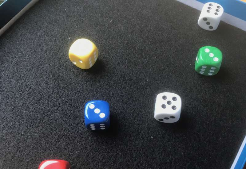 Sonstige/Spiele & Puzzles:Qwixx - Das Duell