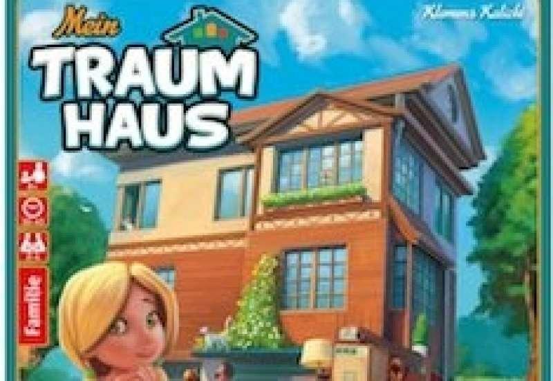 Sonstige/Spiele & Puzzles:Mein Traumhaus