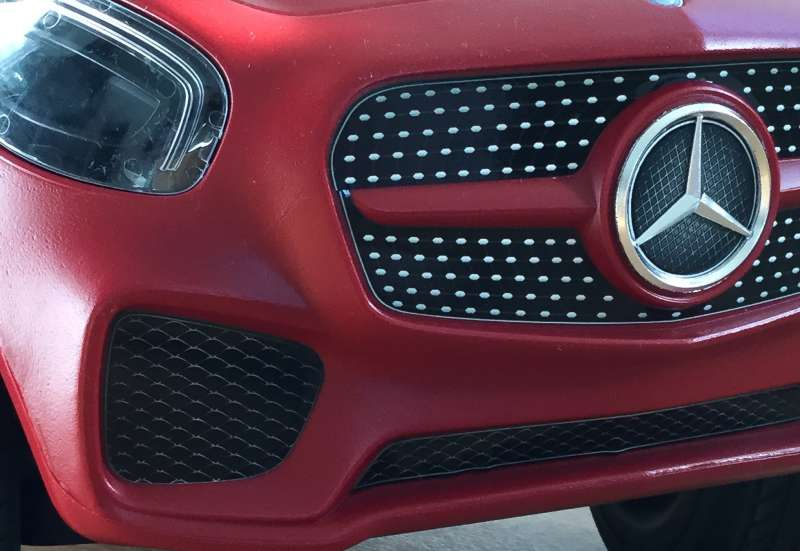 BIG/Kinderfahrzeuge (z. B. Bobby Car):Der neue Mercedes AMG GT