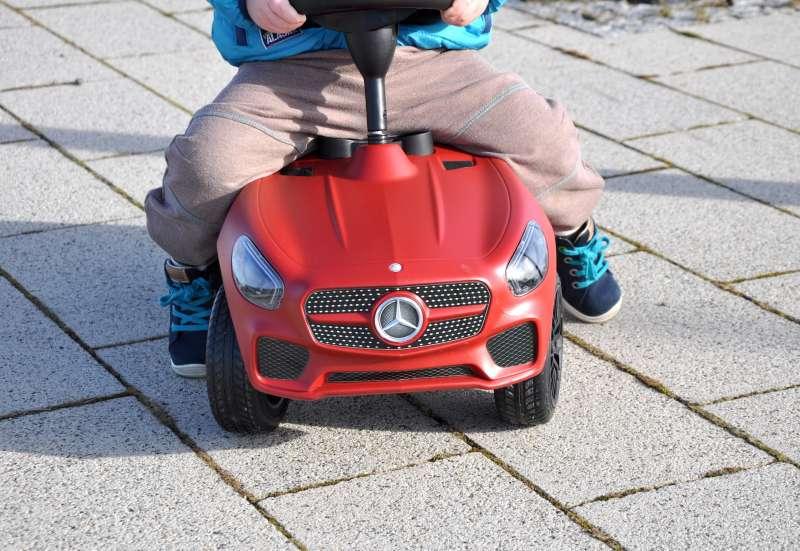 Der neue Bobby AMG GT