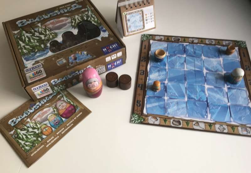 Sonstige/Spiele & Puzzles:Babushka