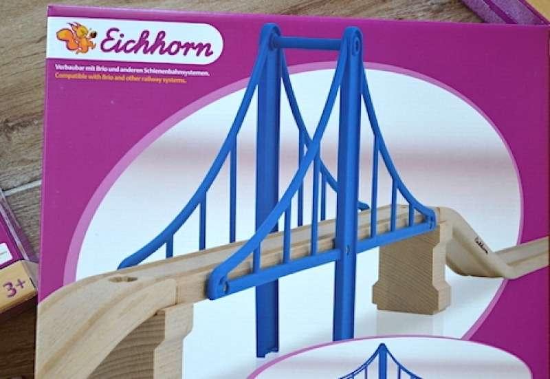 Gewinne eine tolle Hängebrücke
