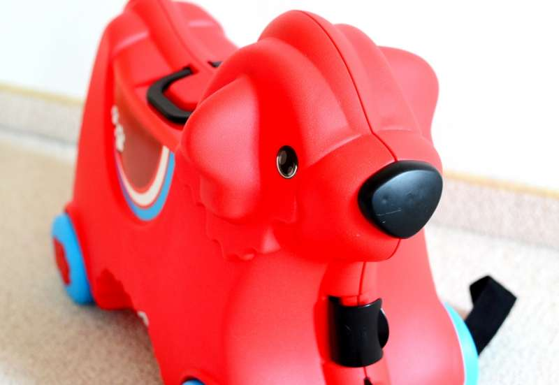 BIG/Kinderfahrzeuge (z. B. Bobby Car):ICH PACKE MEINEN KOFFER...