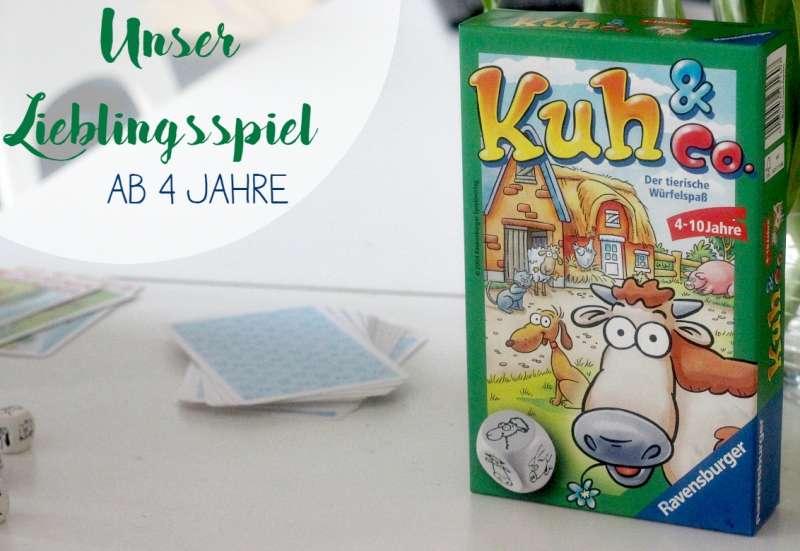 RAVENSBURGER/Spiele & Puzzles:Unser Lieblingsspiel - Kuh&Co