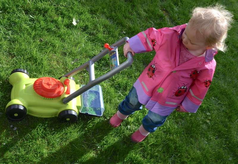 Kinderarbeit im Hause Wilde