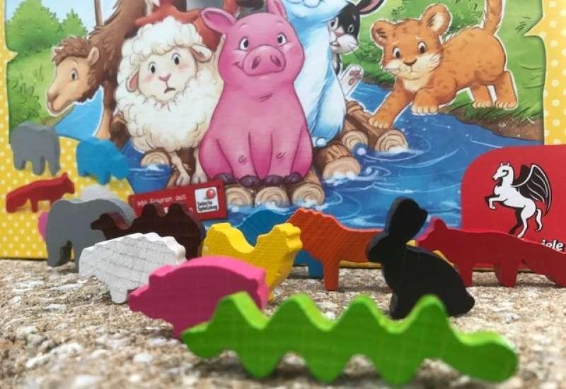 Sonstige/Spiele & Puzzles:ZOOWABOO -Schätzen und Puzzeln