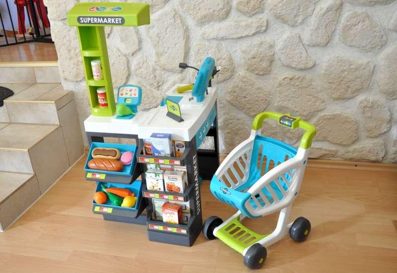 Smoby/Kinder Rollenspiele:Der perfekte Supermarkt