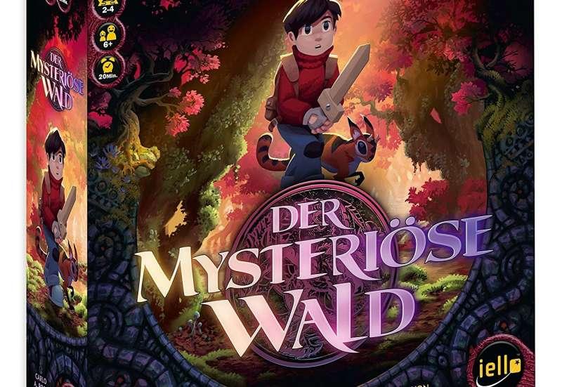 Sonstige/Spiele & Puzzles:Der mysteriöse Wald