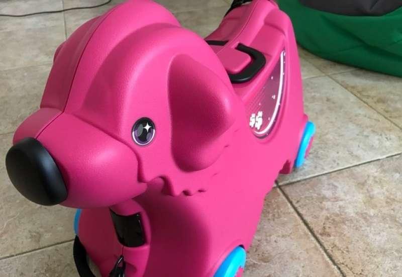 BIG/Kinderfahrzeuge (z. B. Bobby Car):Auf Reisen mit dem BIG Trolley
