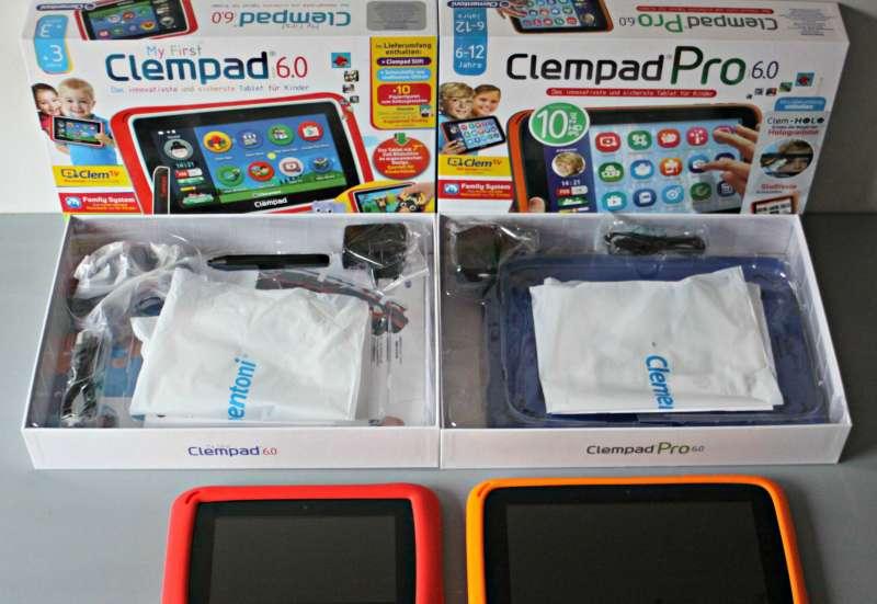 CLEMENTONI/Forschen & Entdecken:Clempad 6.0 und Pro 6.0