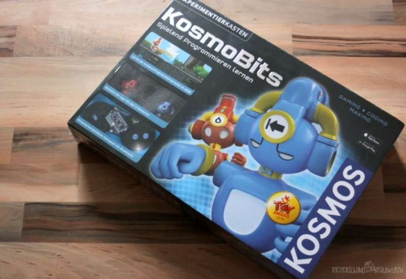 KOSMOS/Bauen & Konstruieren:Programmieren lernen KosmoBits