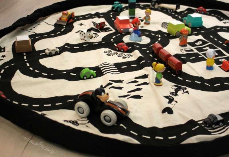 Sonstige/Bauen & Konstruieren:Play & Go Teppich