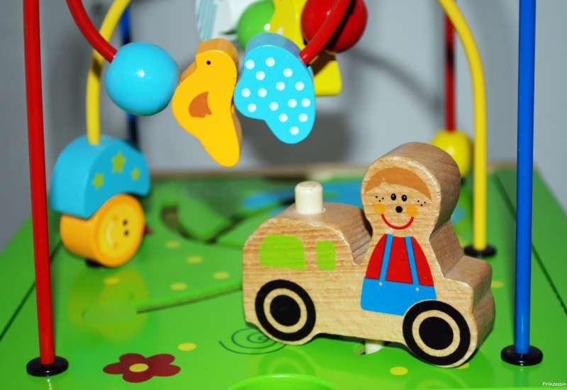 Eichhorn/Baby- & Kleinkindspielzeug:Eichhorn - Motorikwürfel
