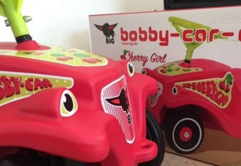 "BIG-Bobby-Car ""Cherry Girl"""