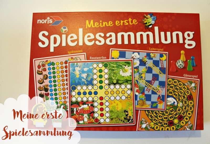 Noris/Spiele & Puzzles:Meine erste Spielesammlung