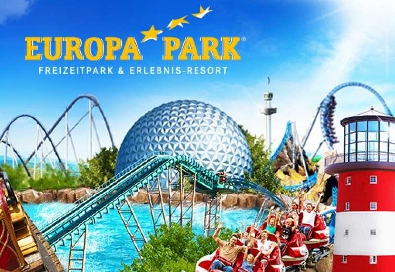 Europa Park Aufenthalt gewinnen!