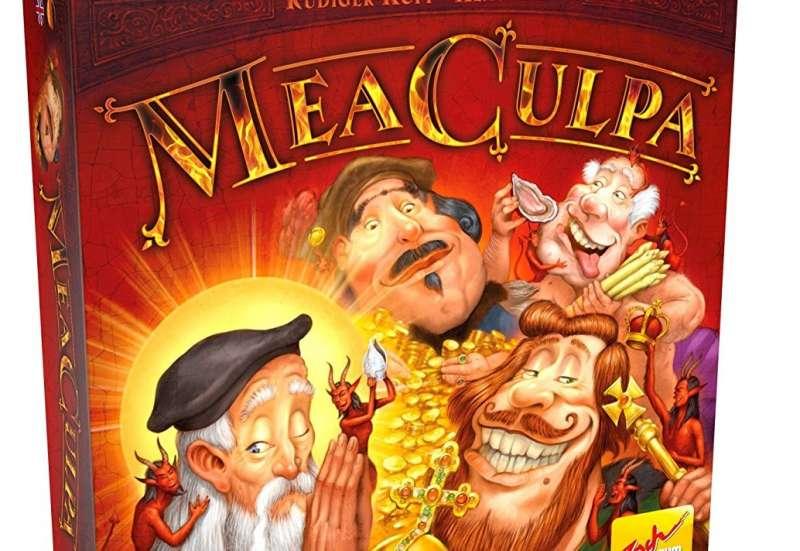 Zoch/Spiele & Puzzles:Mea Culpa