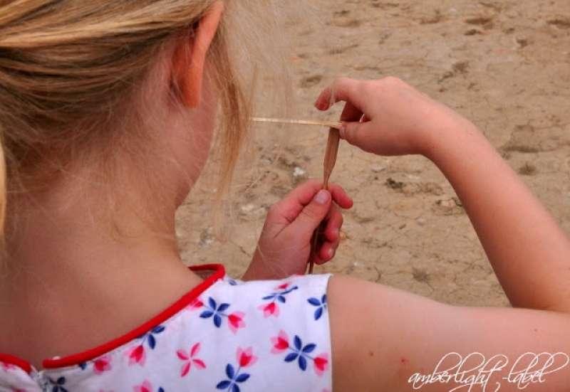 Sonstige/Outdoor & Sport:Bambus Libelle von Kraul