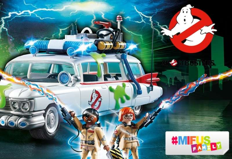 Playmobil/Spielewelten & Sammelfiguren:Ghostbusters – Playmobil