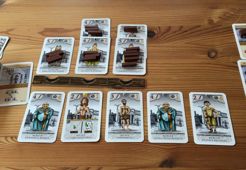 Noris/Spiele & Puzzles:Pecunia non Olet