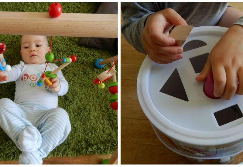 Holzspielzeug für Baby & Kind