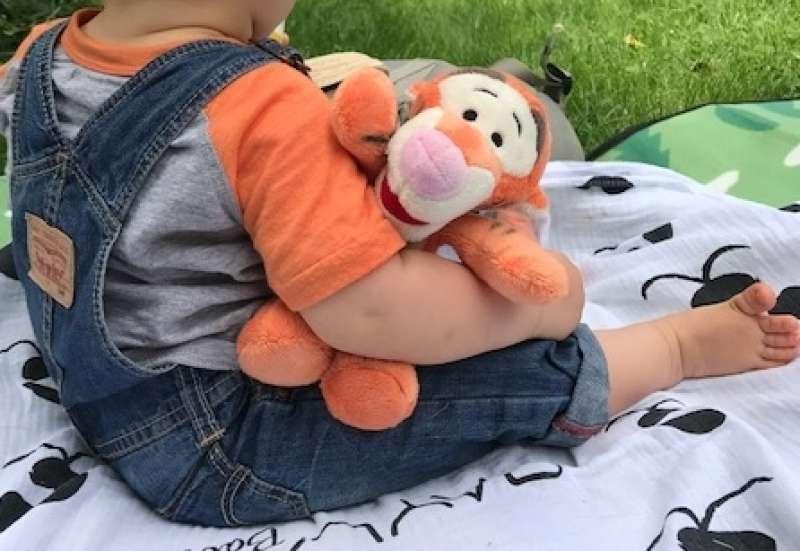 Simba/Baby- & Kleinkindspielzeug:Winnie the Pooh Kuschelspaß