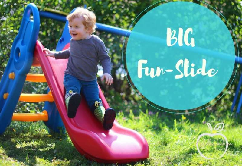 Die BIG Fun-Slide-Rutsche