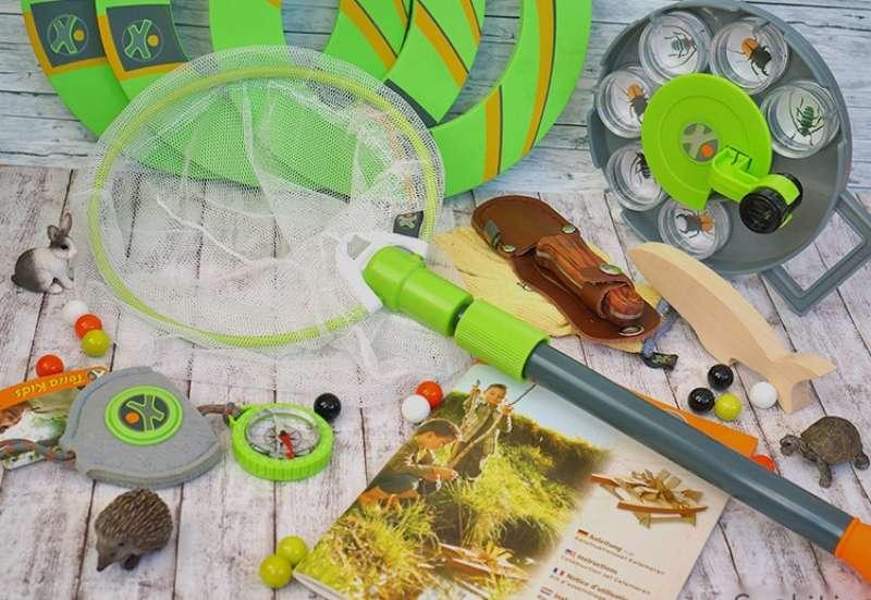HABA/Forschen & Entdecken:Outdoorspielzeug Terra Kids