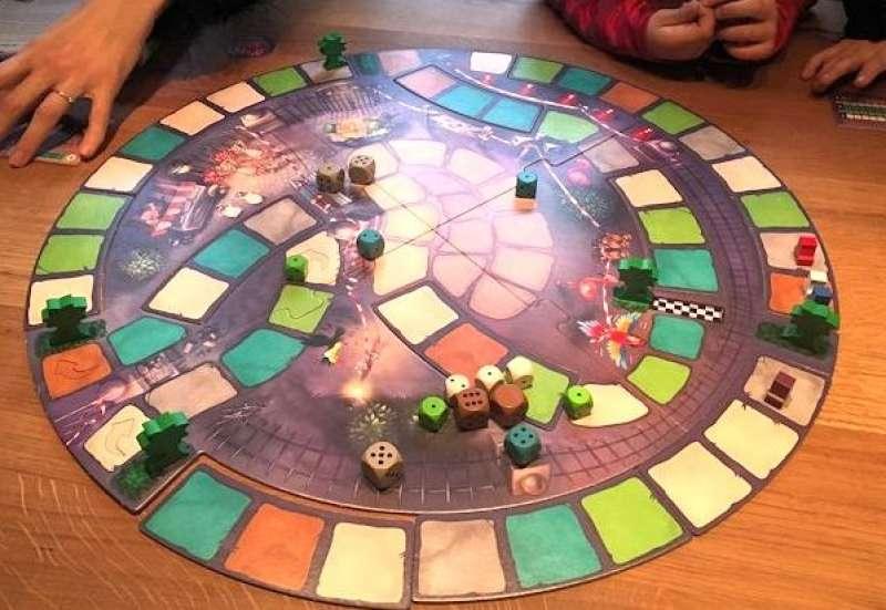 RAVENSBURGER/Spiele & Puzzles:CRAZY RACE