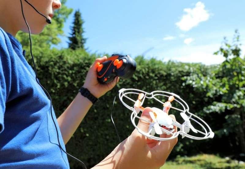 Dickie Toys/Hobby (z. B. Eisenbahnen, Quadcopter):Dickie Toys RC-Quadrocopter