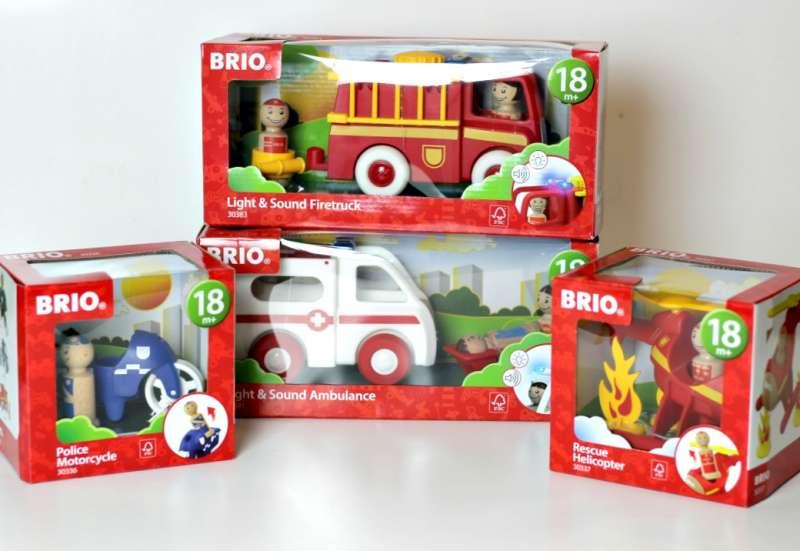 BRIO/Autos, Fahrzeuge, Boote & Flieger:Ganz große Brio-Liebe