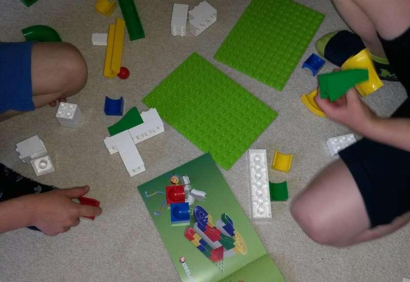 Sonstige/Bauen & Konstruieren:Spielspaß im Kinderzimmer