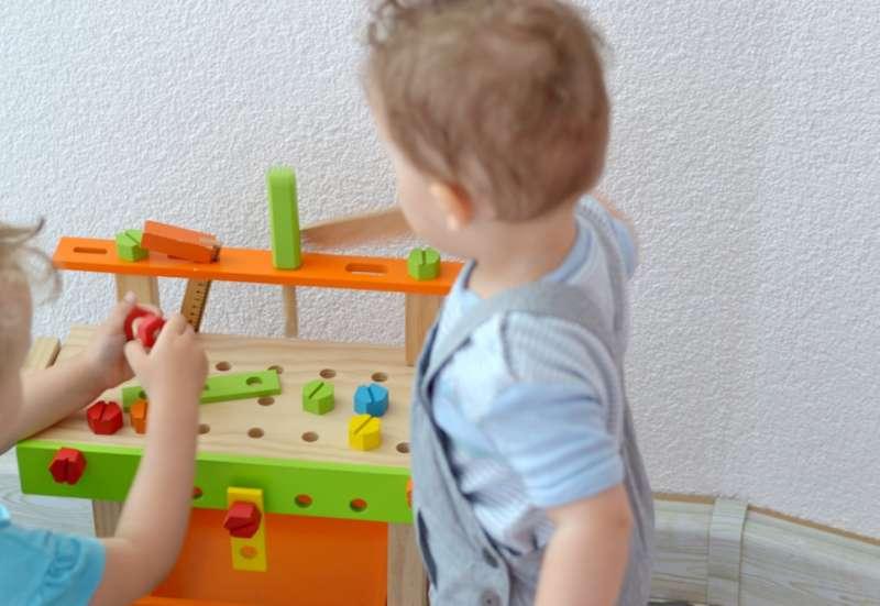 Eichhorn/Bauen & Konstruieren:Die Eichhorn Werkbank