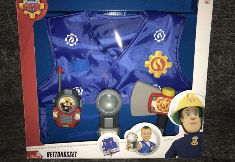 Feuerwehrmann Sam @home