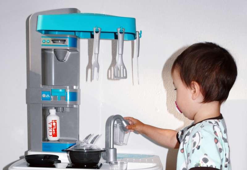 Smoby/Kinder Rollenspiele:Tefal Studio Bubble Küche