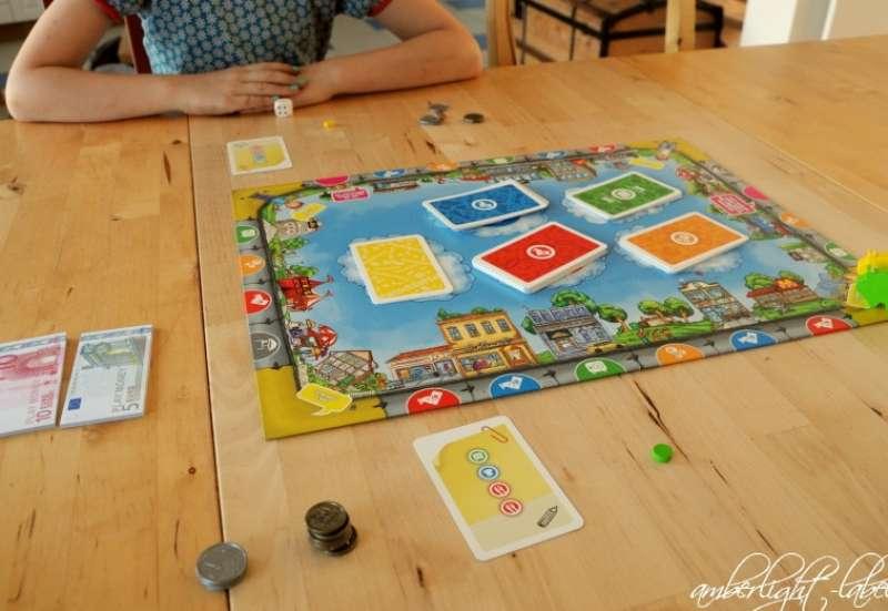 """Noris/Spiele & Puzzles:Brettspiel """"Mein Taschengeld"""""""