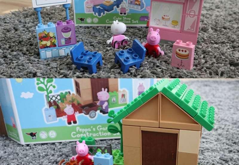 BIG/Bauen & Konstruieren:Peppa Pig PlayBIG Bloxx