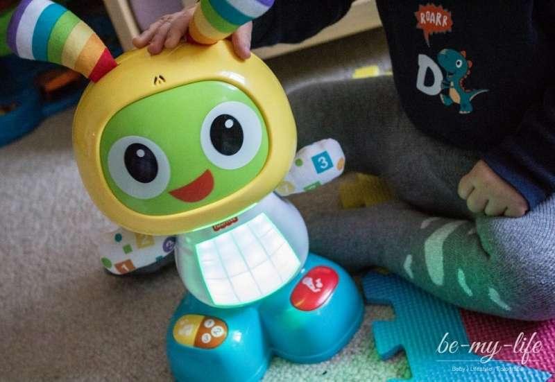 FISHER PRICE/Baby- & Kleinkindspielzeug:Rockige Beats mit dem BeatBo