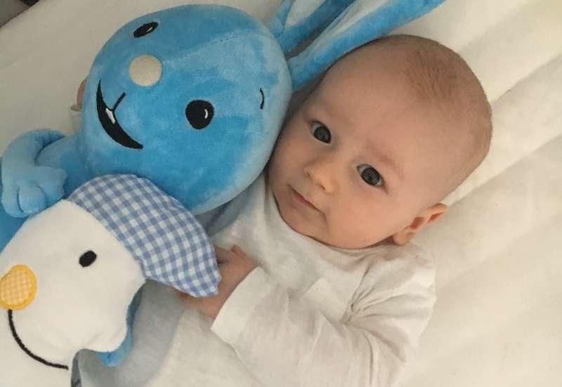 Simba/Baby- & Kleinkindspielzeug:Süße Kikaninchen-Träume