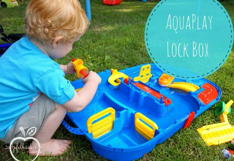 AquaPlay Lock Box