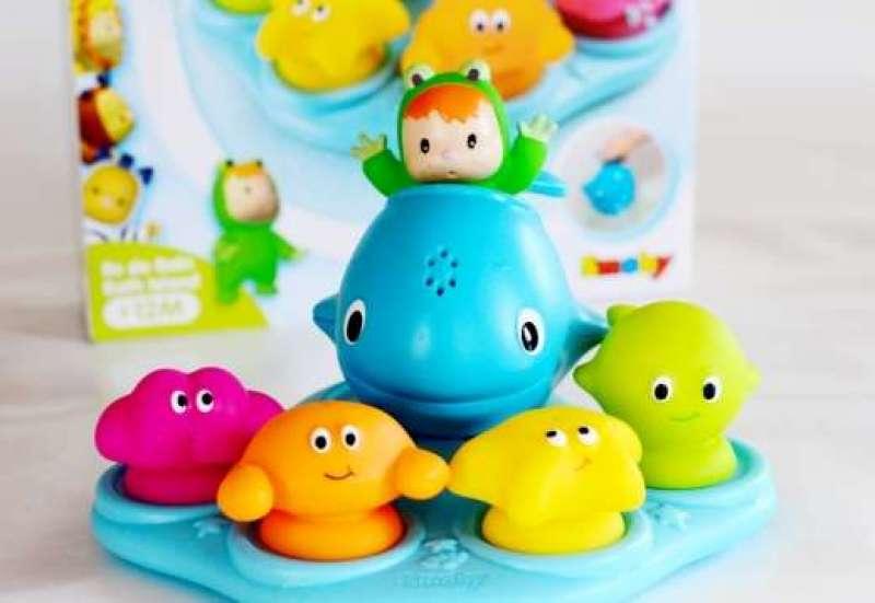 Smoby/Baby- & Kleinkindspielzeug:Badespaß garantiert!