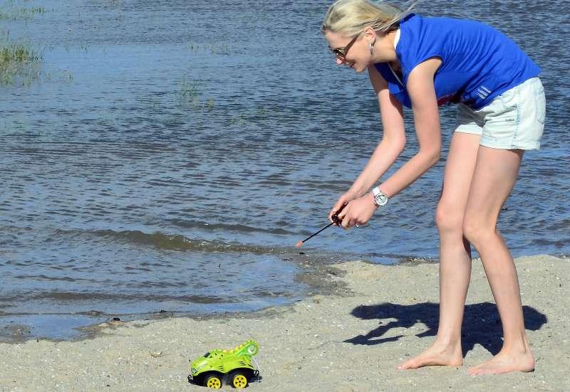 Simba/Autos, Fahrzeuge, Boote & Flieger:Dino Basher Crocodile