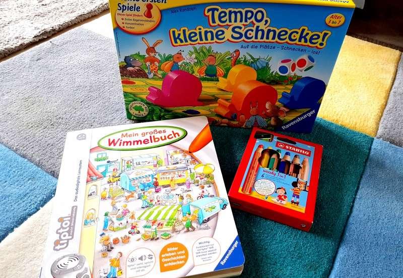 RAVENSBURGER/Spiele & Puzzles:Klassiker für jedes Kind
