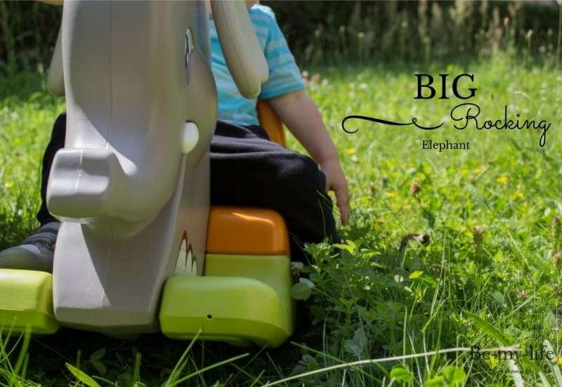 BIG/Baby- & Kleinkindspielzeug:Big Rocking Elephant